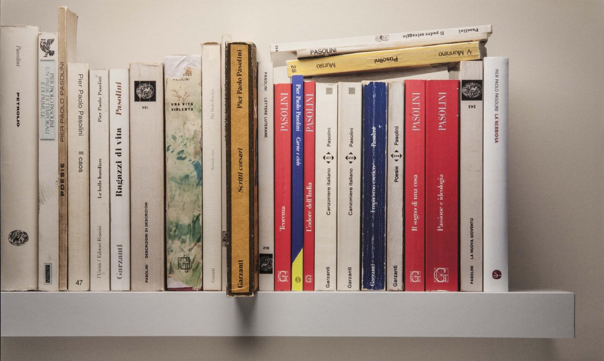 il silenzio della parola, il rumore della carta - Pier Paolo Pasolini