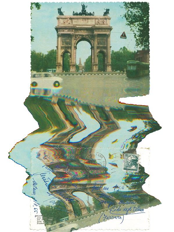 (11) # Arco della Pace 2-8-1966