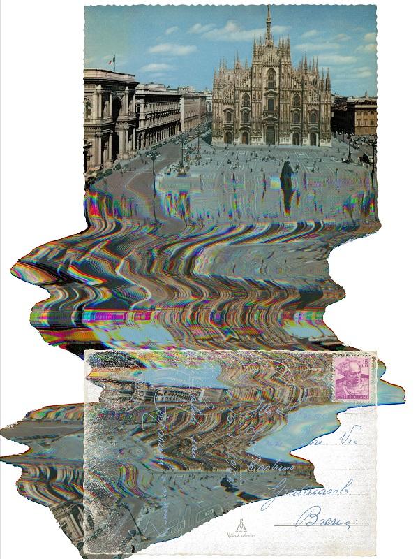 (2) # Piazza del Duomo 16-8-1964