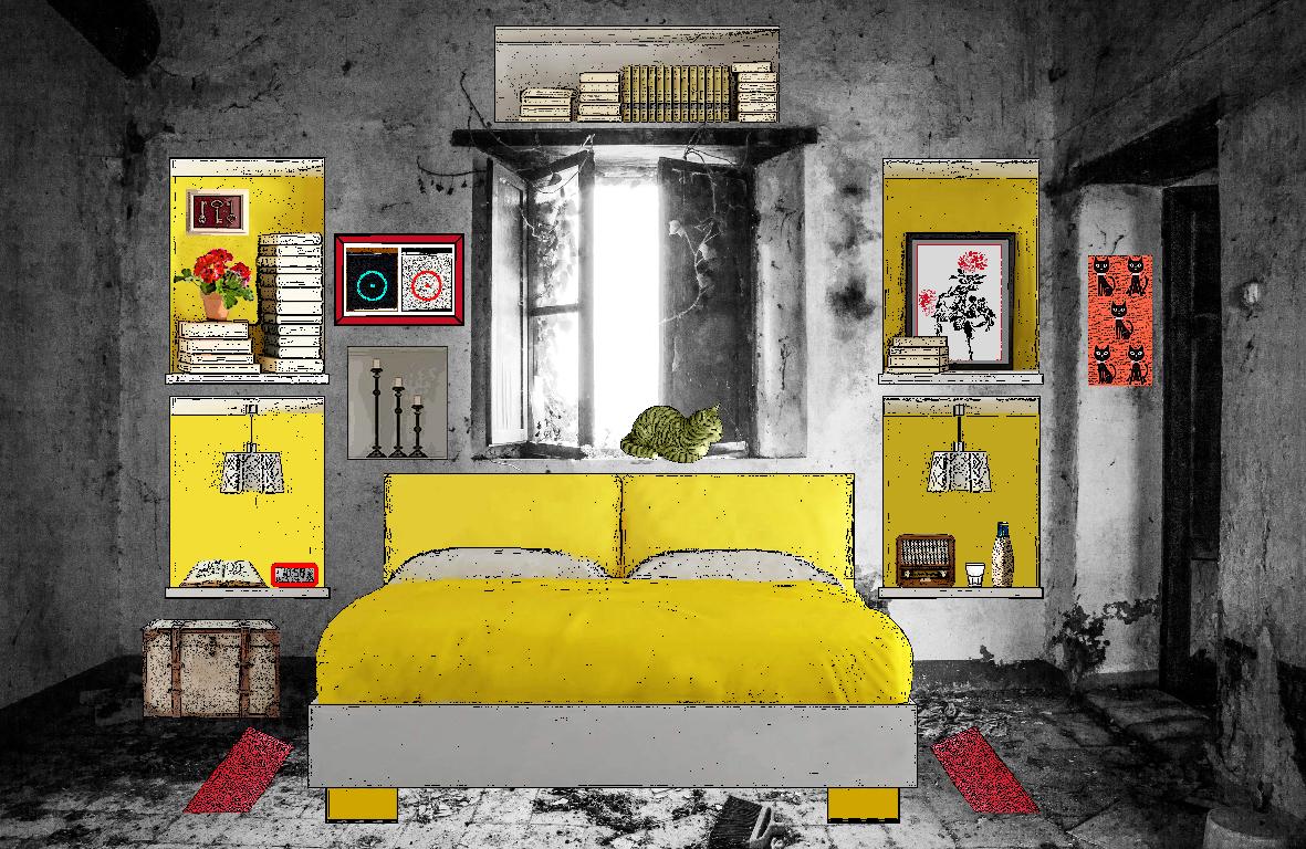 camera letto -arredo-